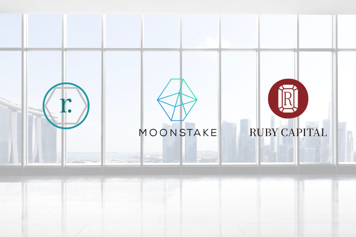 Moonstake: a partnership with Ruby Capital and Ramp DeFi