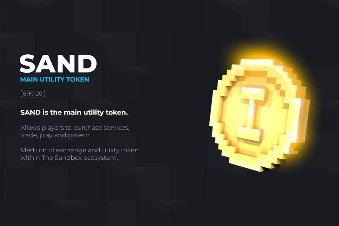 The Sandbox: the $SAND token available on Binance Launchpad