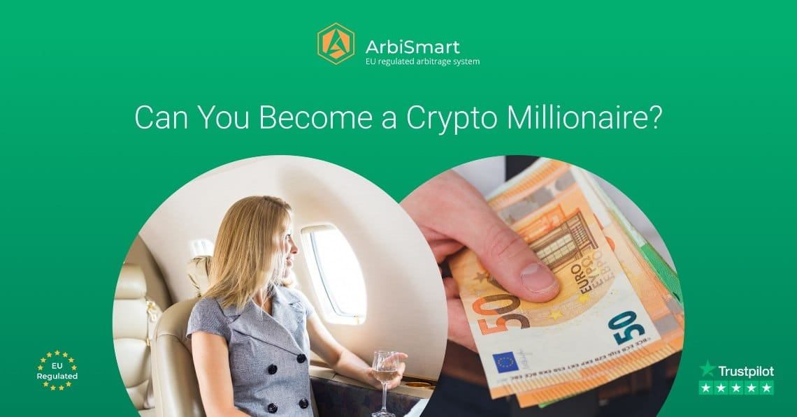 Can You Become a Crypto Millionaire?
