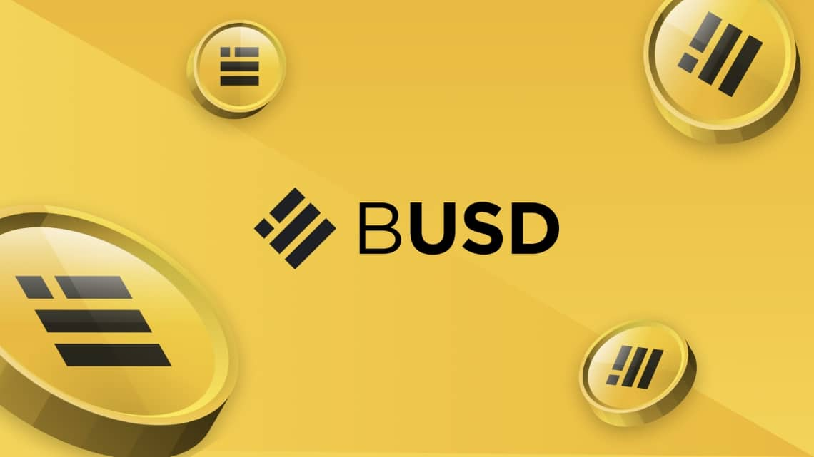 Binance: 2.4 billion BUSD in a year