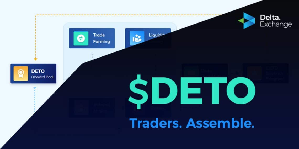 Delta Exchange launches the DETO token