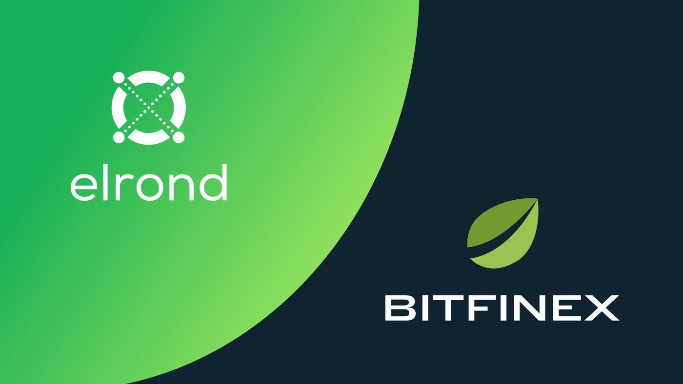 Elrond will use the new Bitfinex Token Sales platform