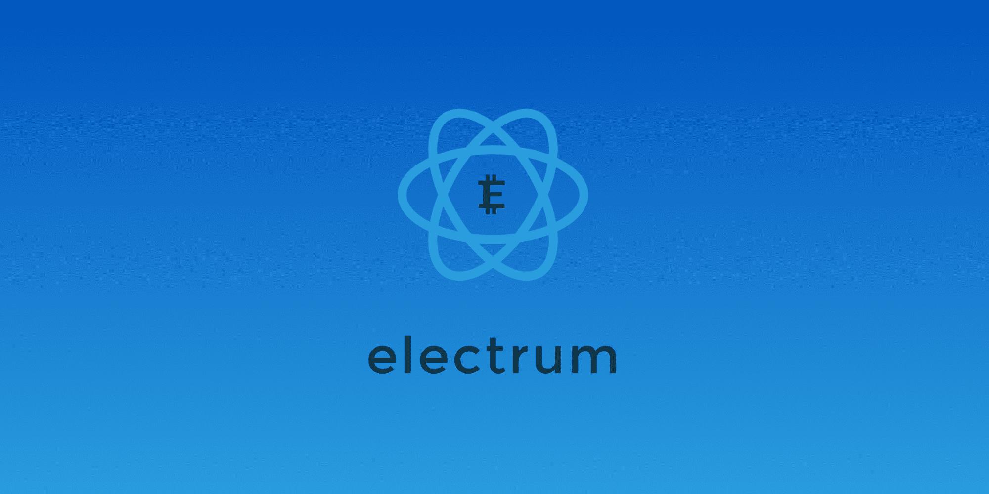 Electrum: 1400 bitcoin (BTC) stolen