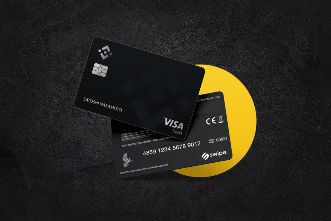 Binance Visa Card to conquer Europe