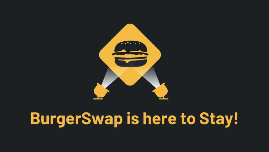Burgerswap: a new DEX on the Binance Chain