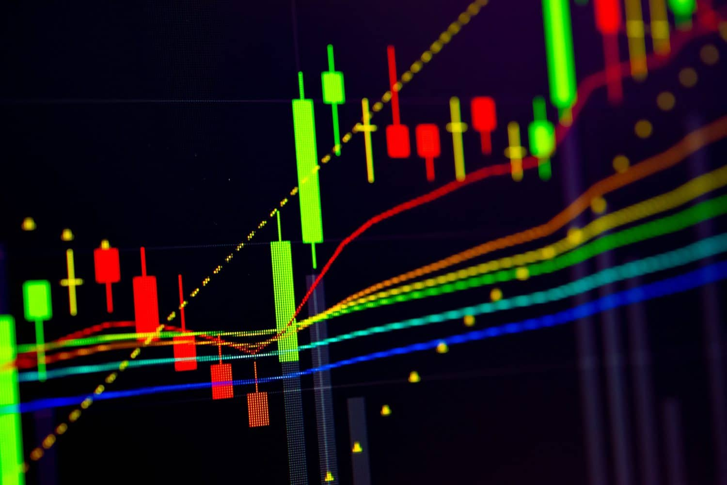 Trading news: 90% of crypto assets are in red