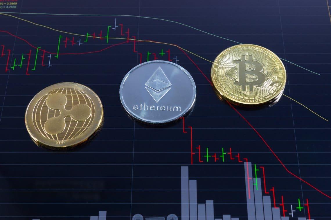 Crypto: September 2020 ends with a yo-yo effect