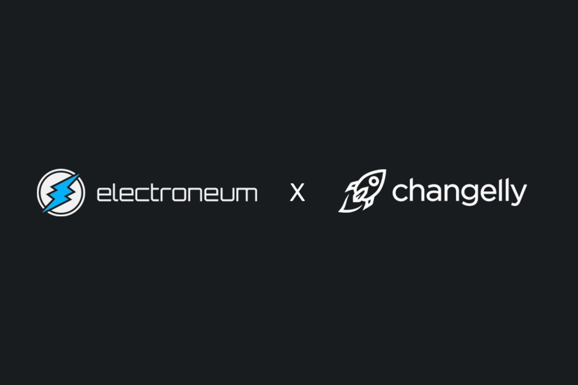Electroneum arrives on Changelly