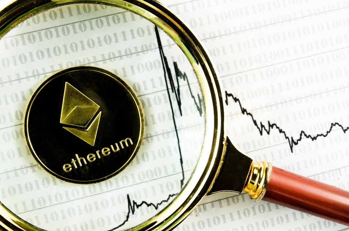 Ethereum's Weekly Transferred Value soars