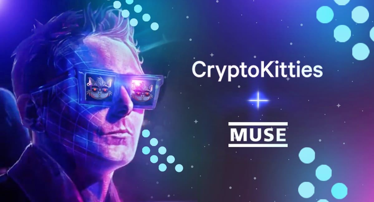 The rock CryptoKitties by Muse are here