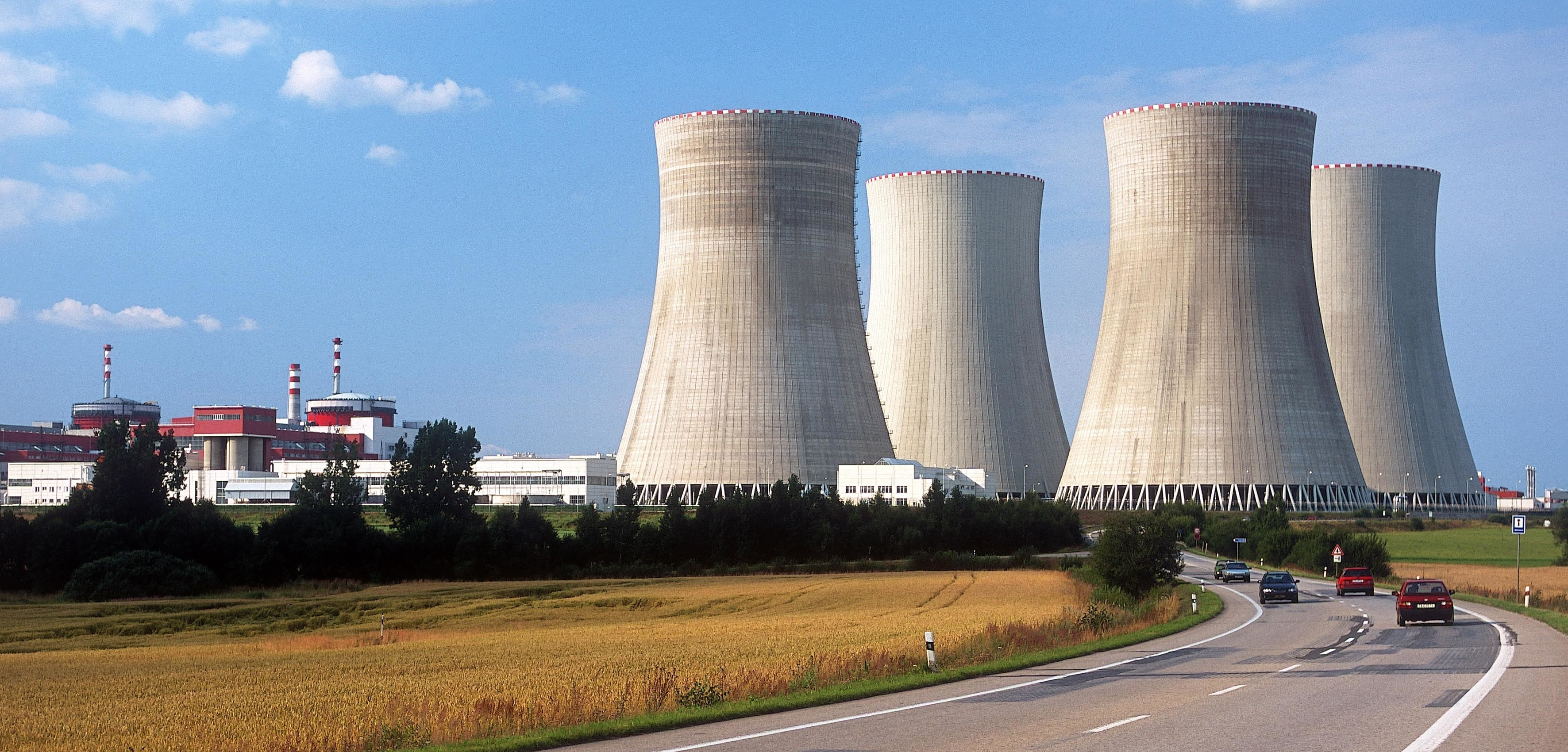 The nuclear power supply chain on the blockchain