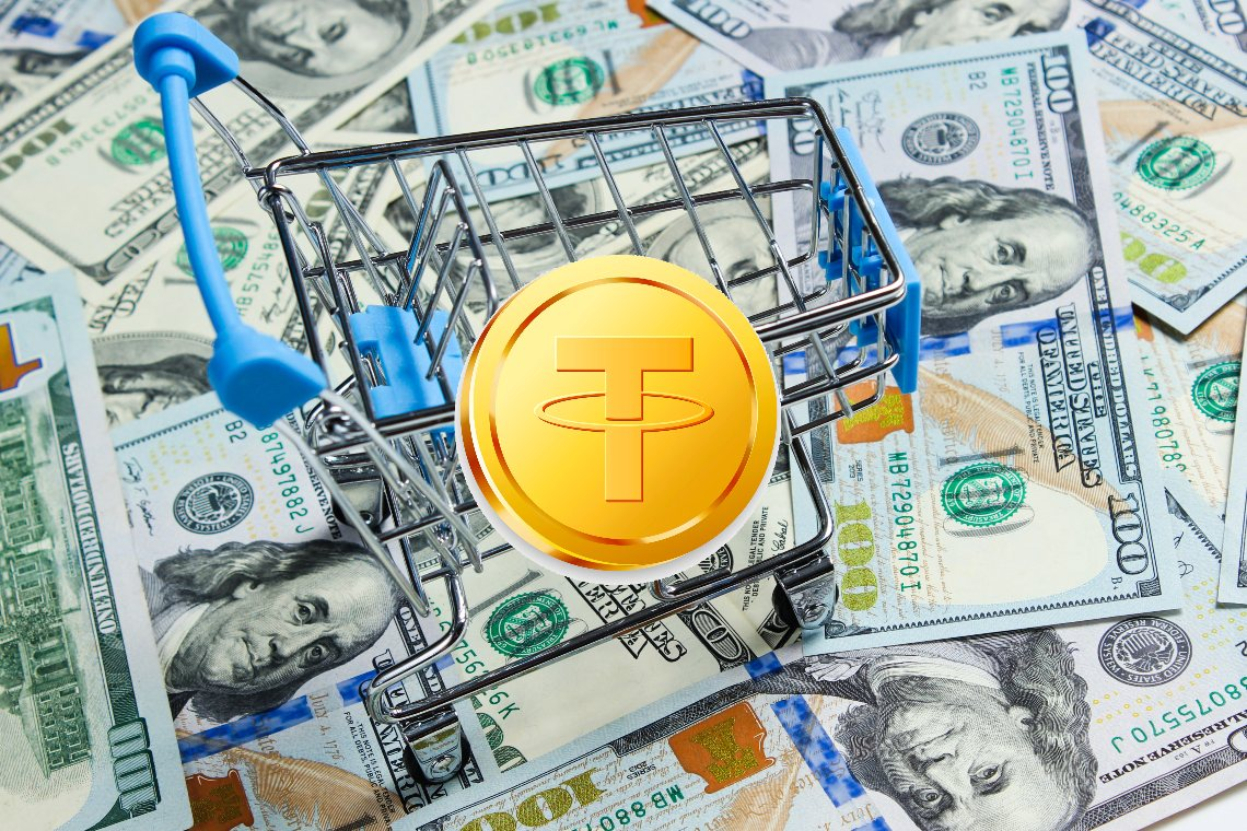 Tether trades nearly 2 million on Paxful