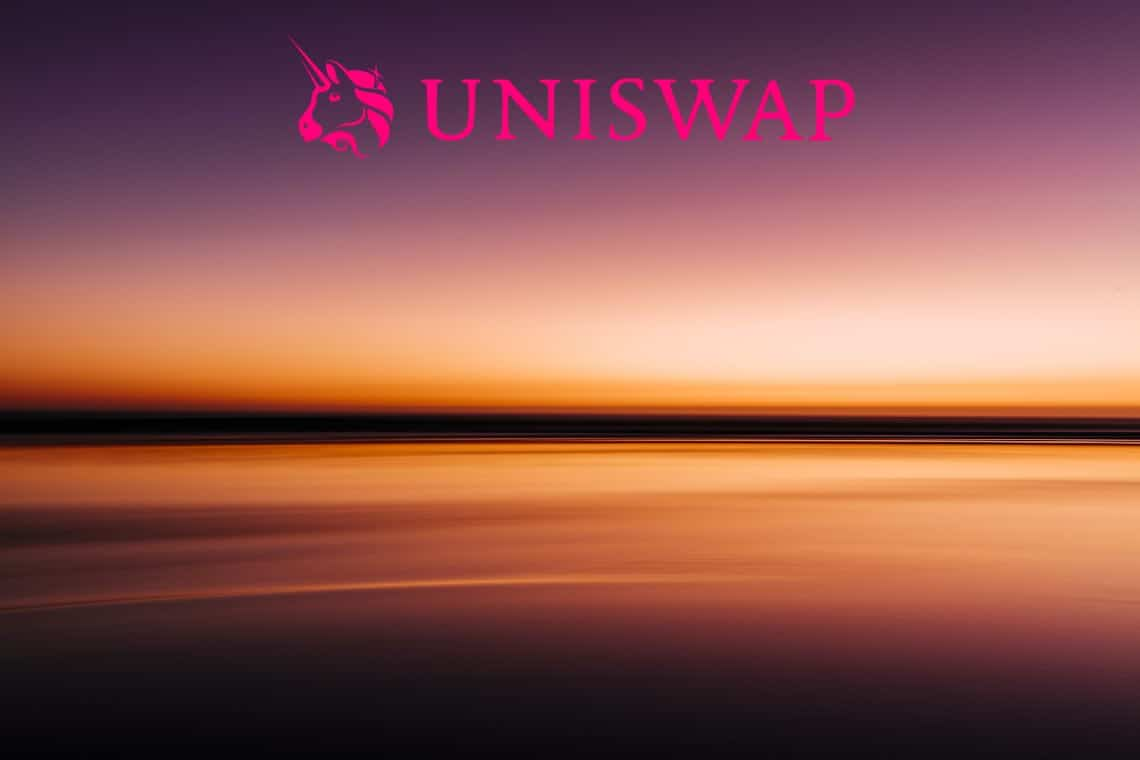 Uniswap launches the UNI token