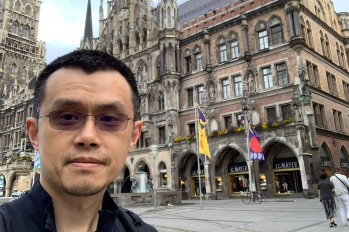 The CEO of Binance misinterpreted on central bank digital currencies