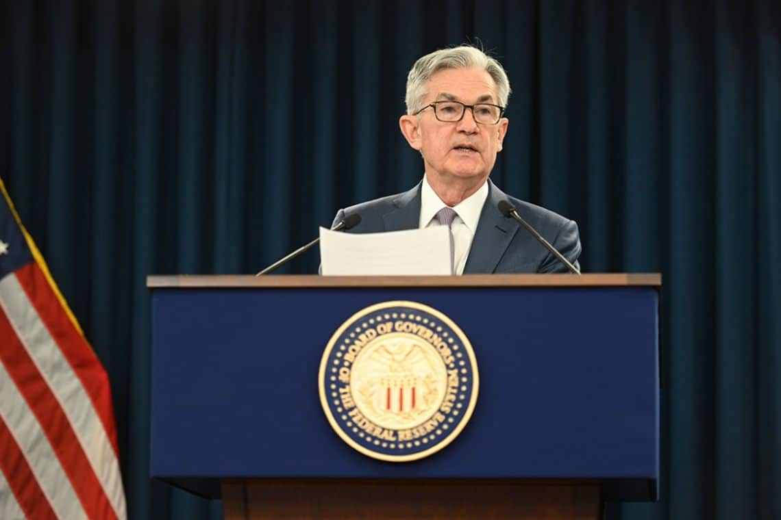 Upcoming event with FED's Jerome Powell on digital currencies