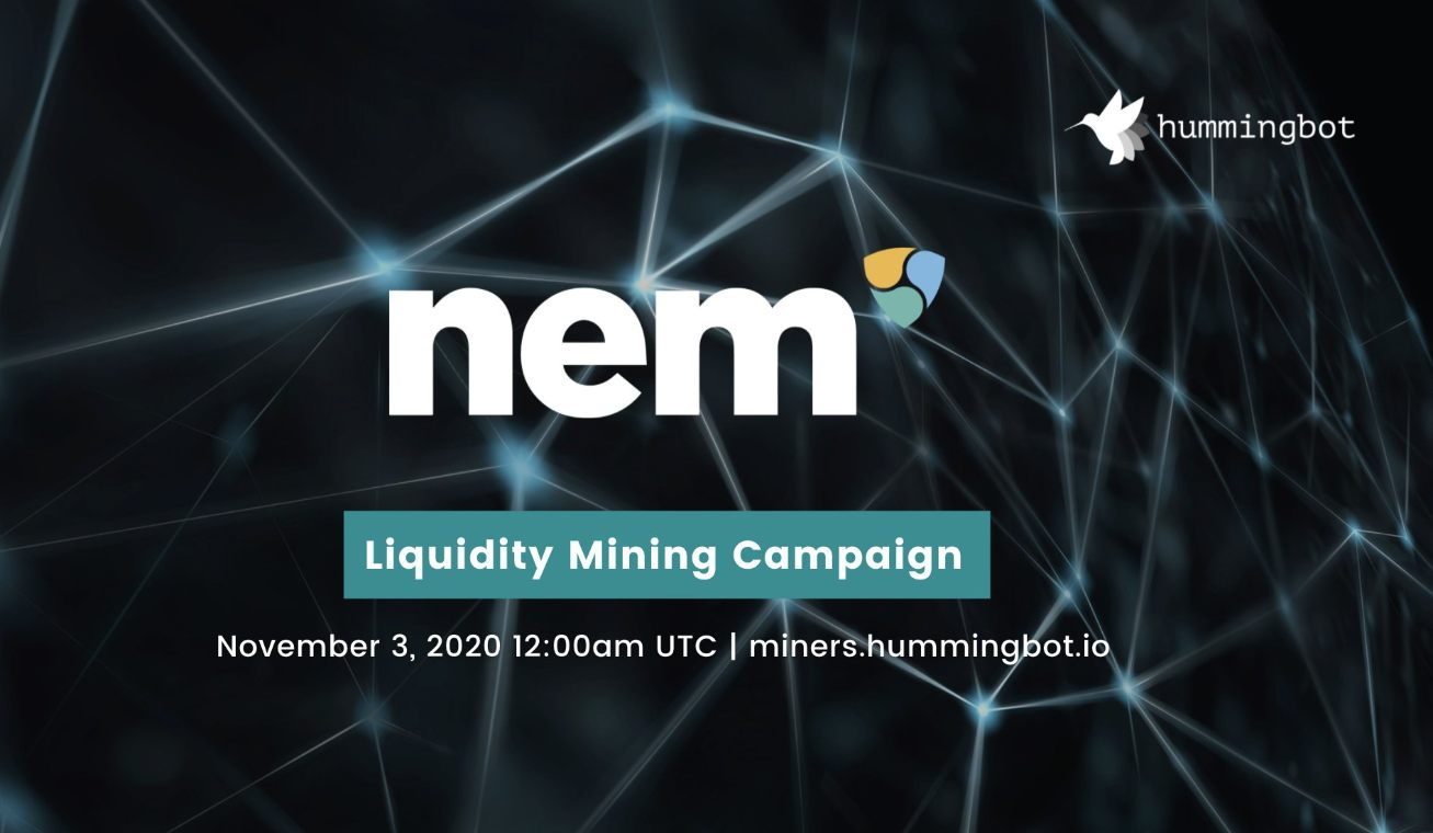 DeFi reaches NEM as well
