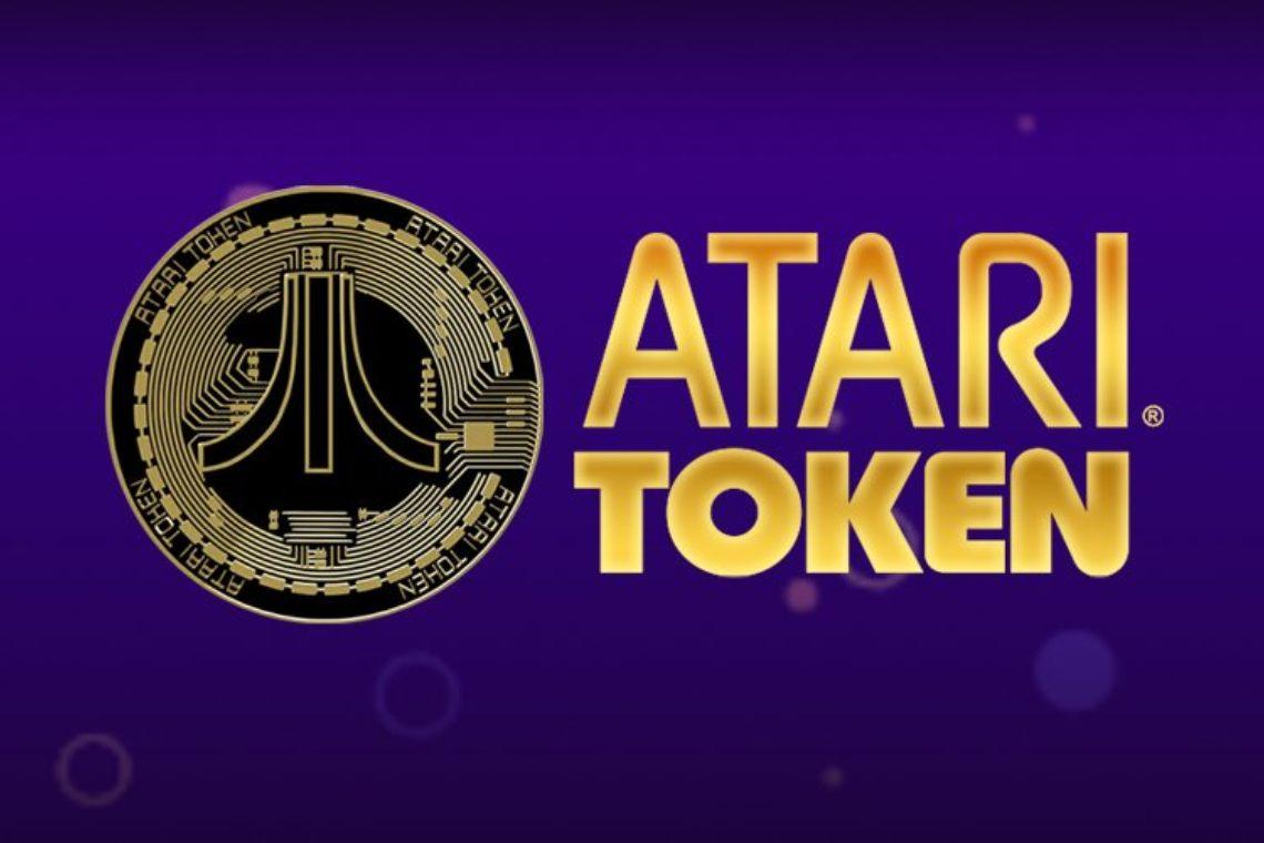Atari: token listing announced