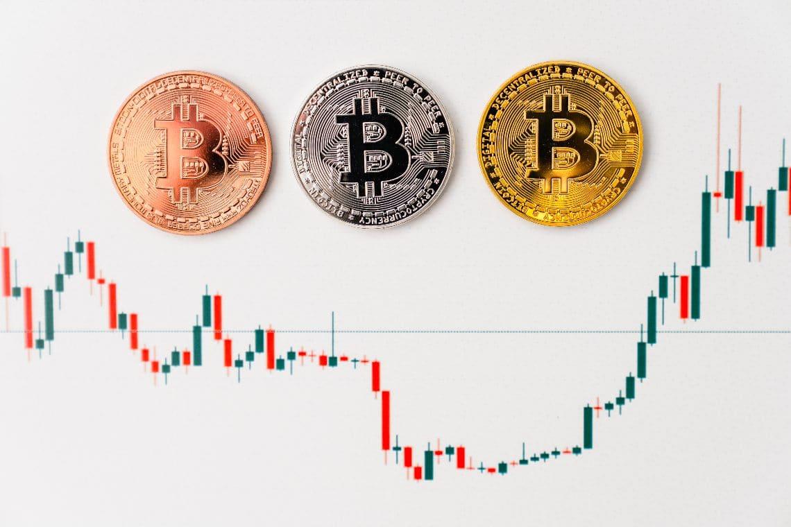 Bitcoin above $ 13000