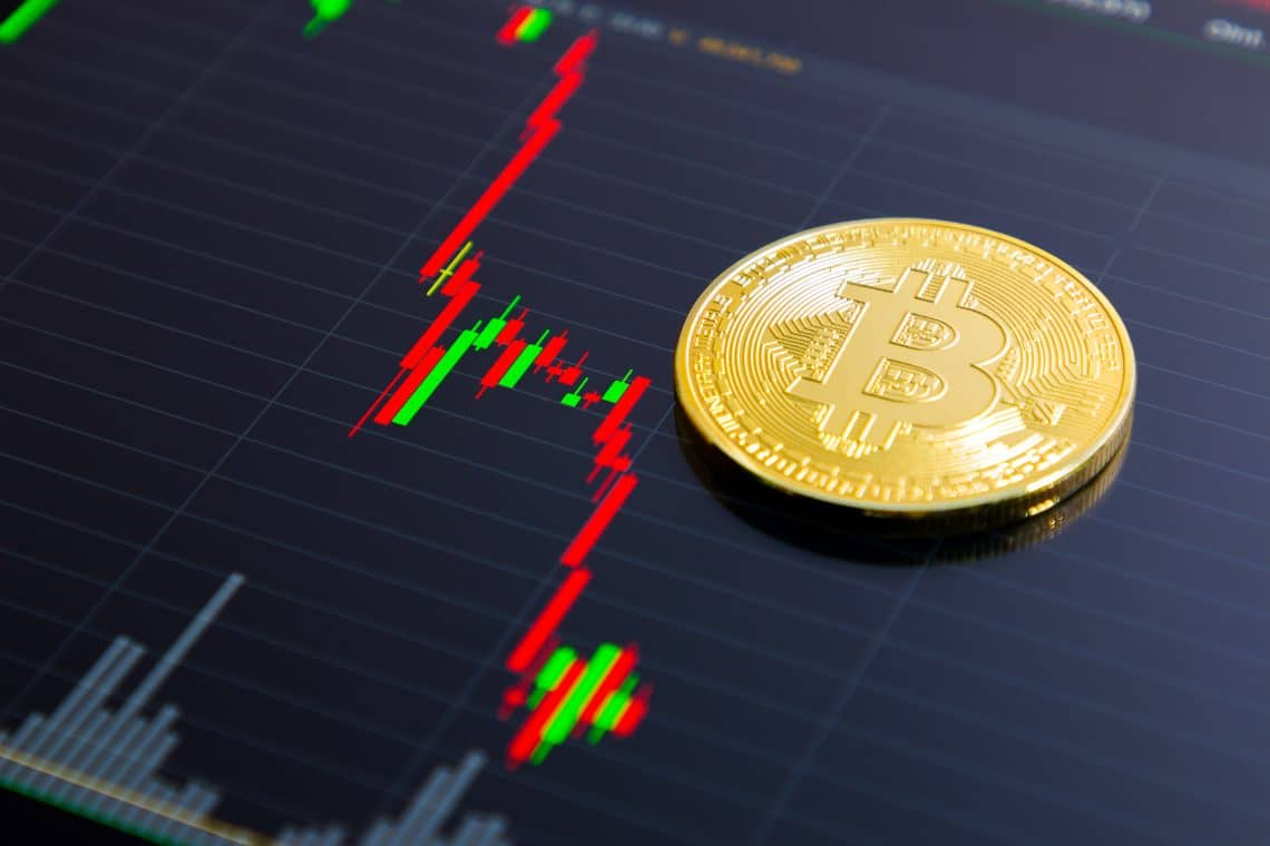 Bitcoin breaks down the $11,600 resistance
