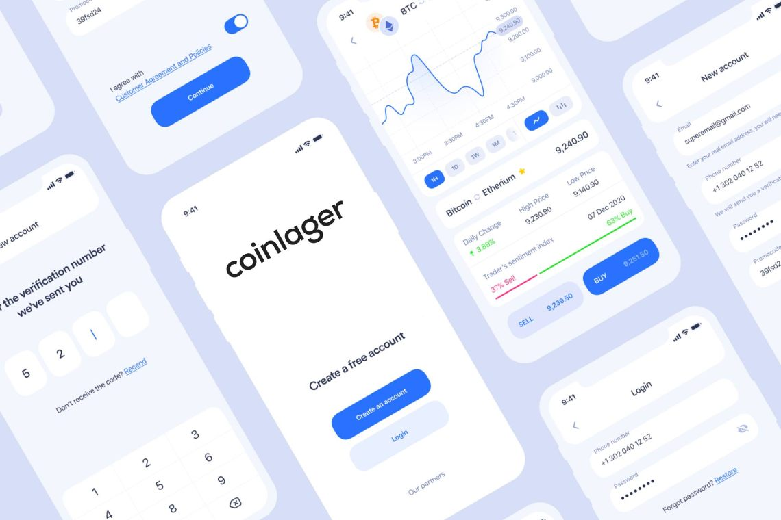 Coinlager: a new non-custodial crypto exchange