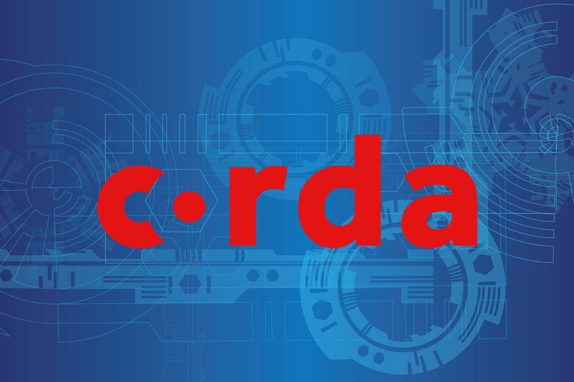 The first digital currency on the Corda blockchain