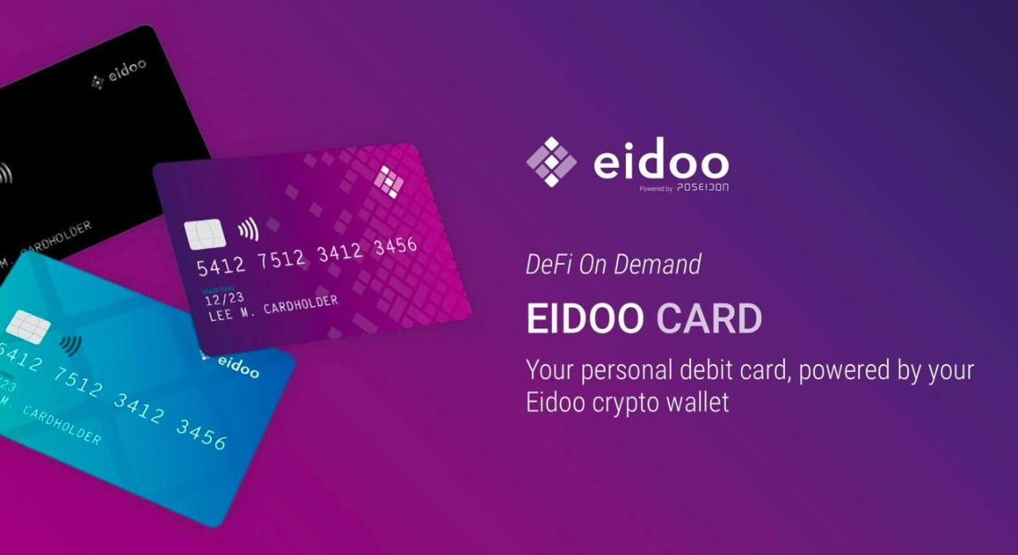 Eidoo Card integrates Loopring for fast and free transactions