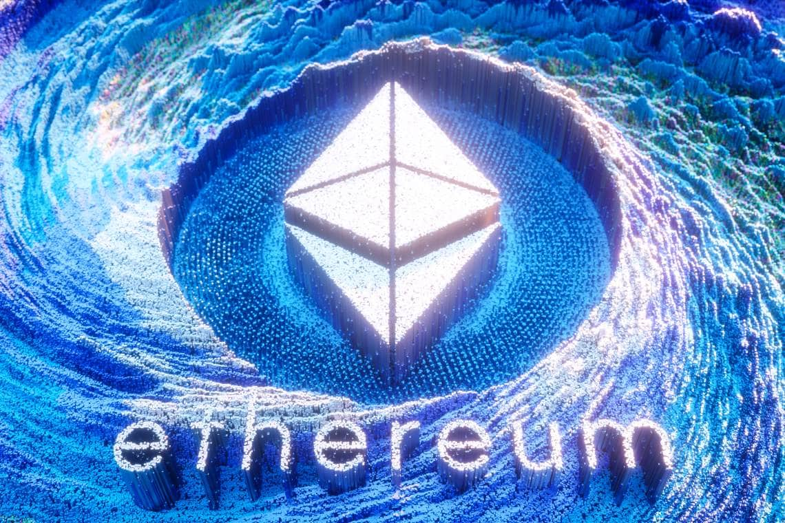 Ethereum doubles Bitcoin thanks to DeFi and stablecoins
