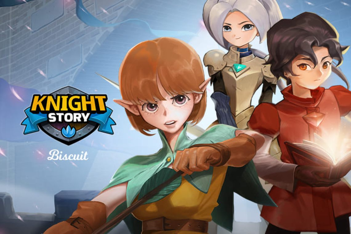 Knight Story: the game review