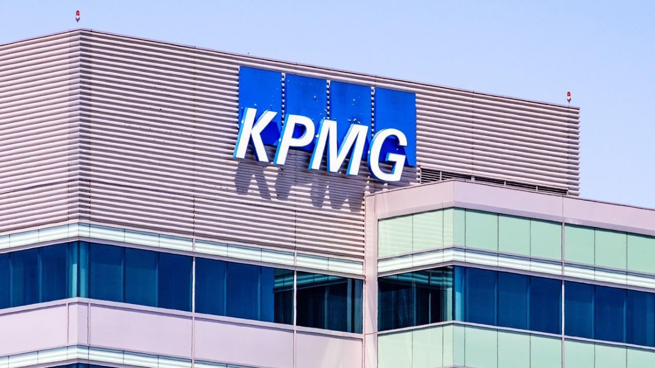 KPMG and blockchain against greenhouse gas emissions
