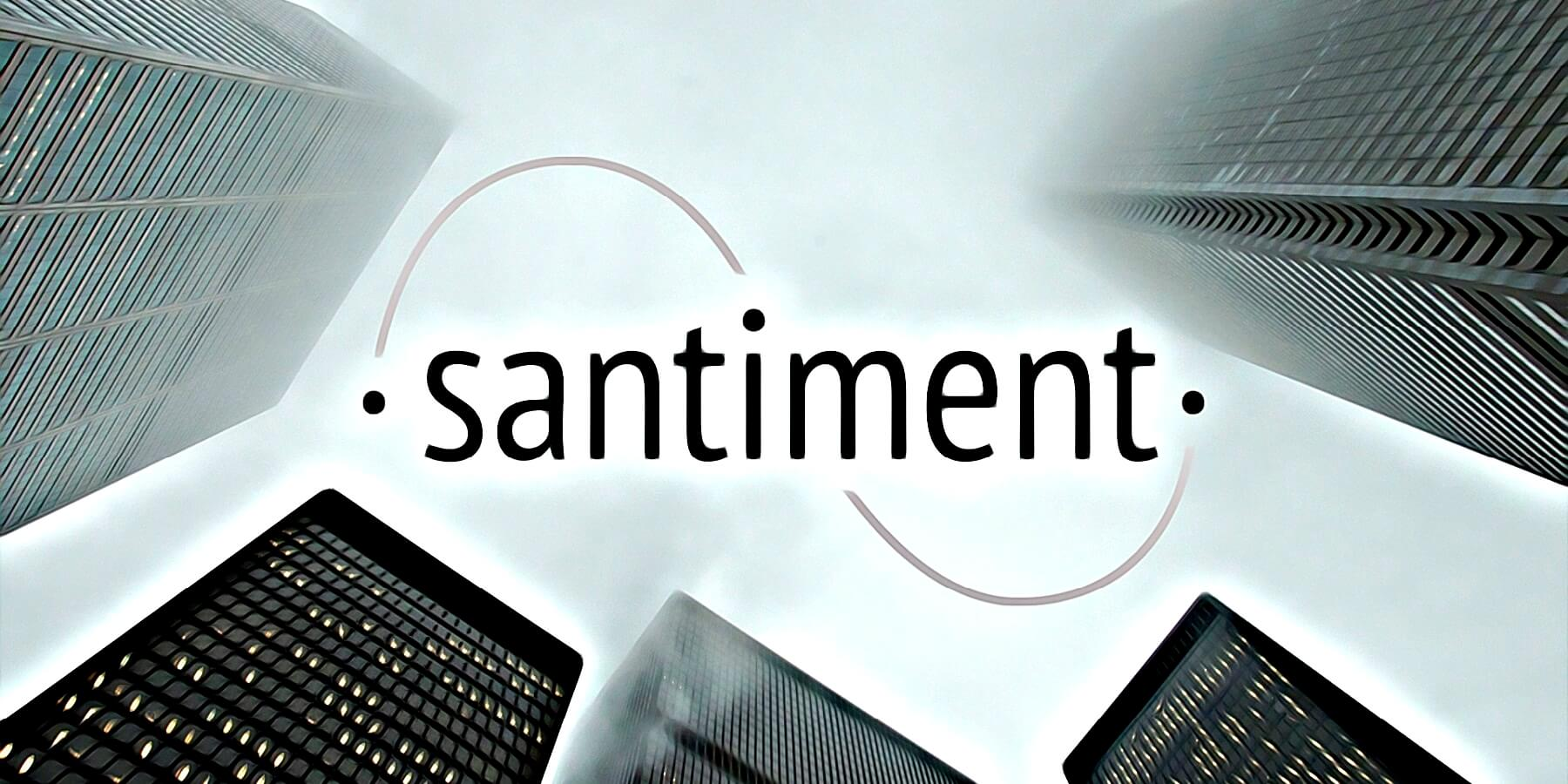 Santiment's analysis: Bitcoin outperforms 2017 in terms of volume