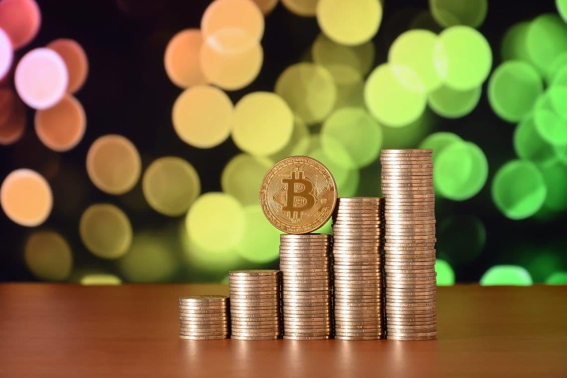 <bold>Bitcoin</bold>: new <bold>historical</bold> high for the market cap