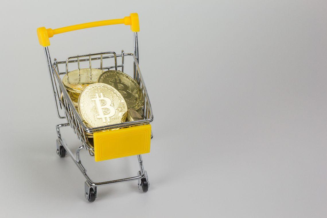 Bitcoin reaches Italian supermarkets