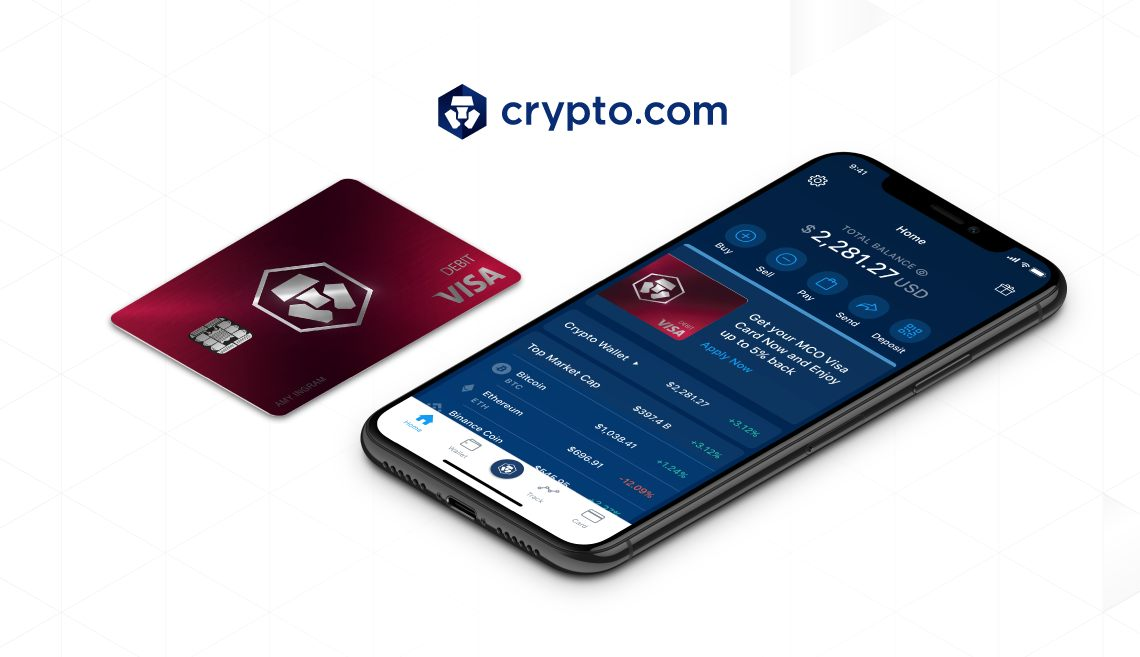 Crypto.com App: cards, payments, earn, loans and bonuses