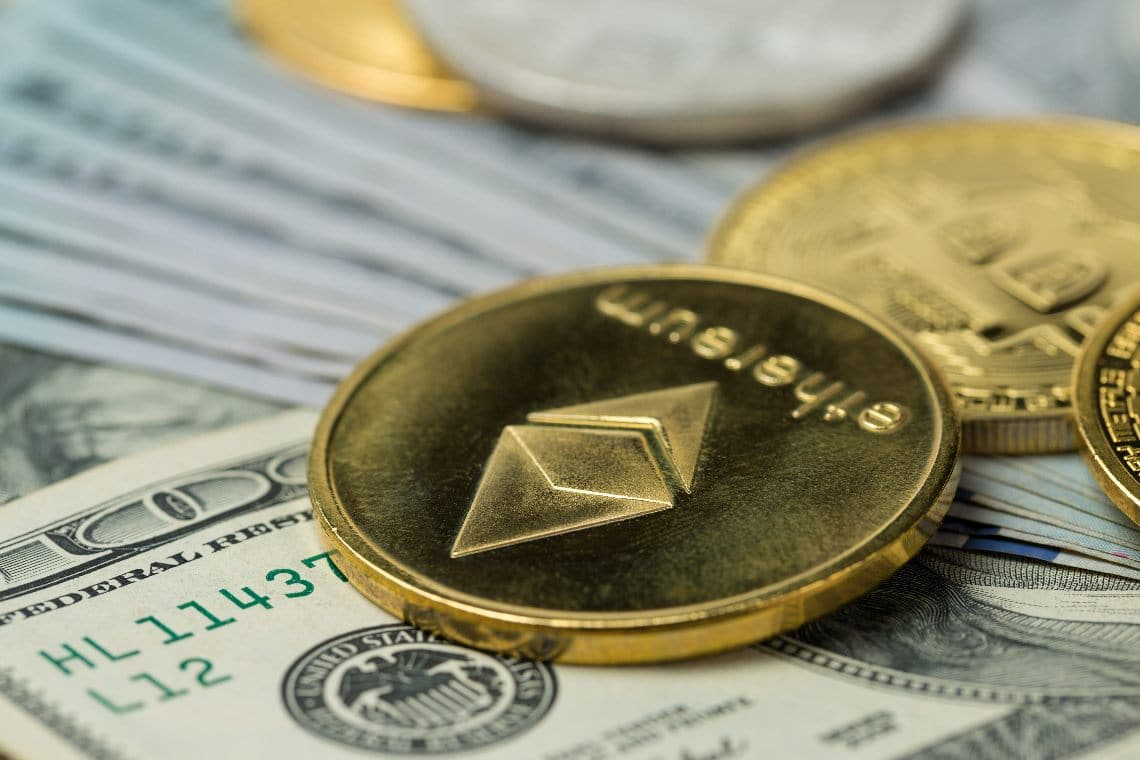 ETH price closing in on $500 and scheduled launch of Ethereum 2.0