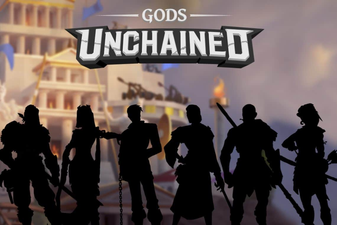 Gods Unchained: the review of the game