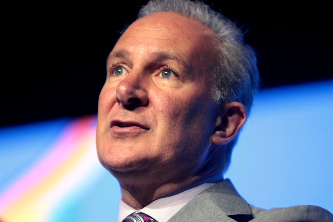 Did Peter Schiff buy bitcoin?