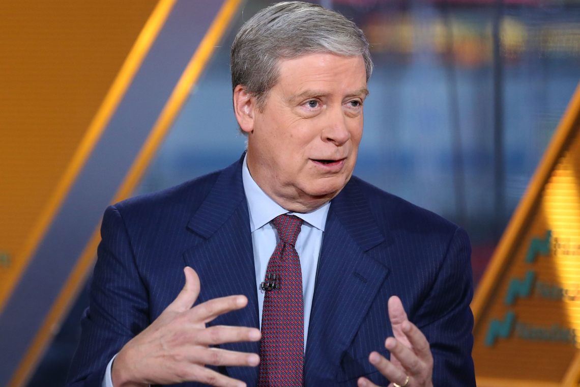 Stanley Druckenmiller is betting on Bitcoin
