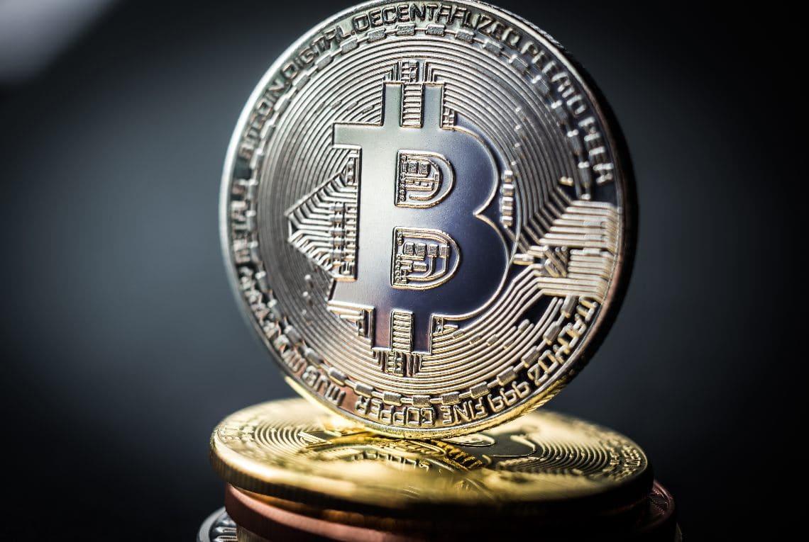 Bitcoin at $18,000