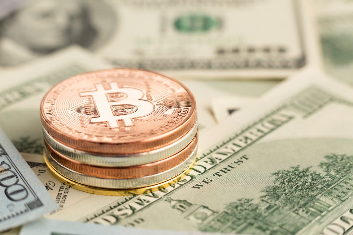 Bitcoin as an alternative to fiat currencies against inflation