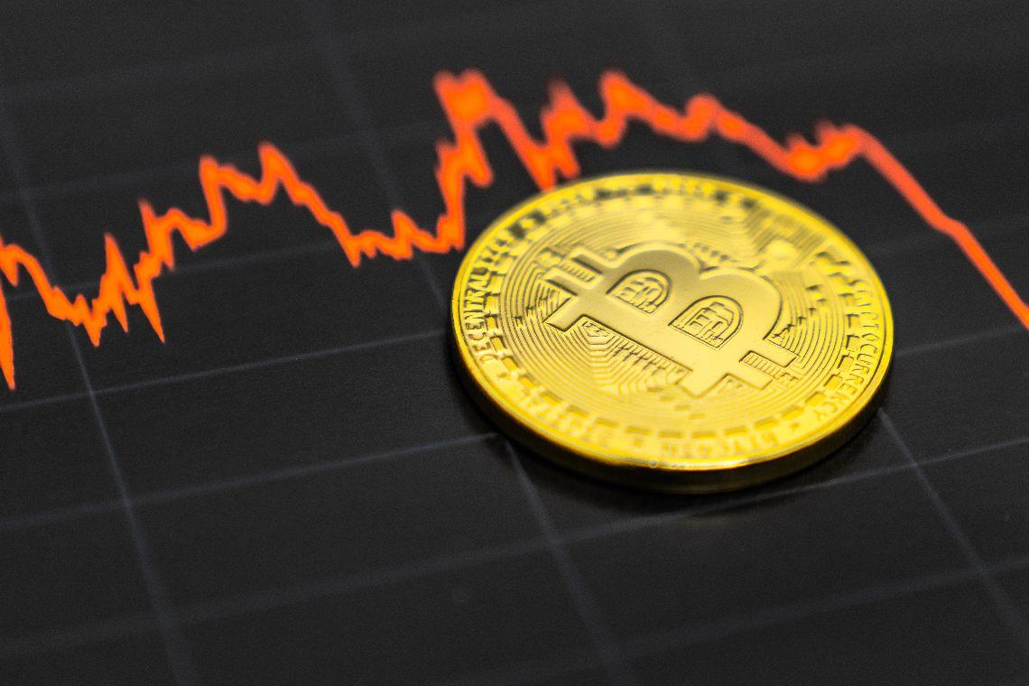 Bitcoin: a bounce brings BTC back above $15,500