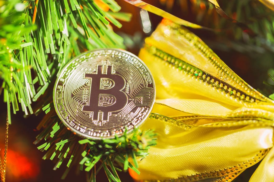 Christmas 2020: how to give bitcoin as a present