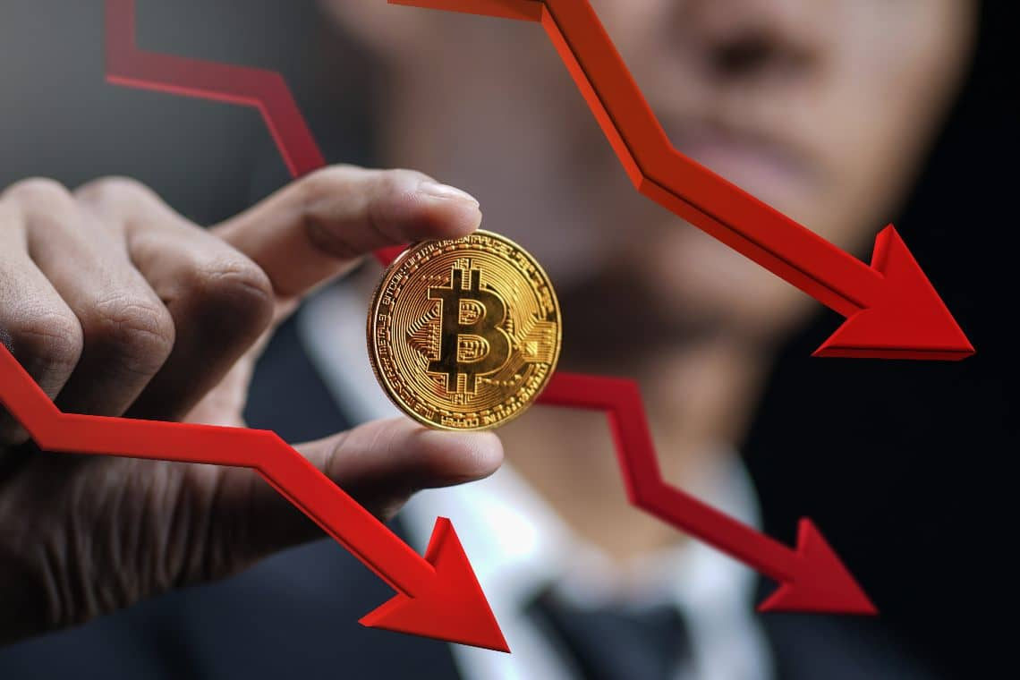 Wallets and futures: why the price of bitcoin is falling