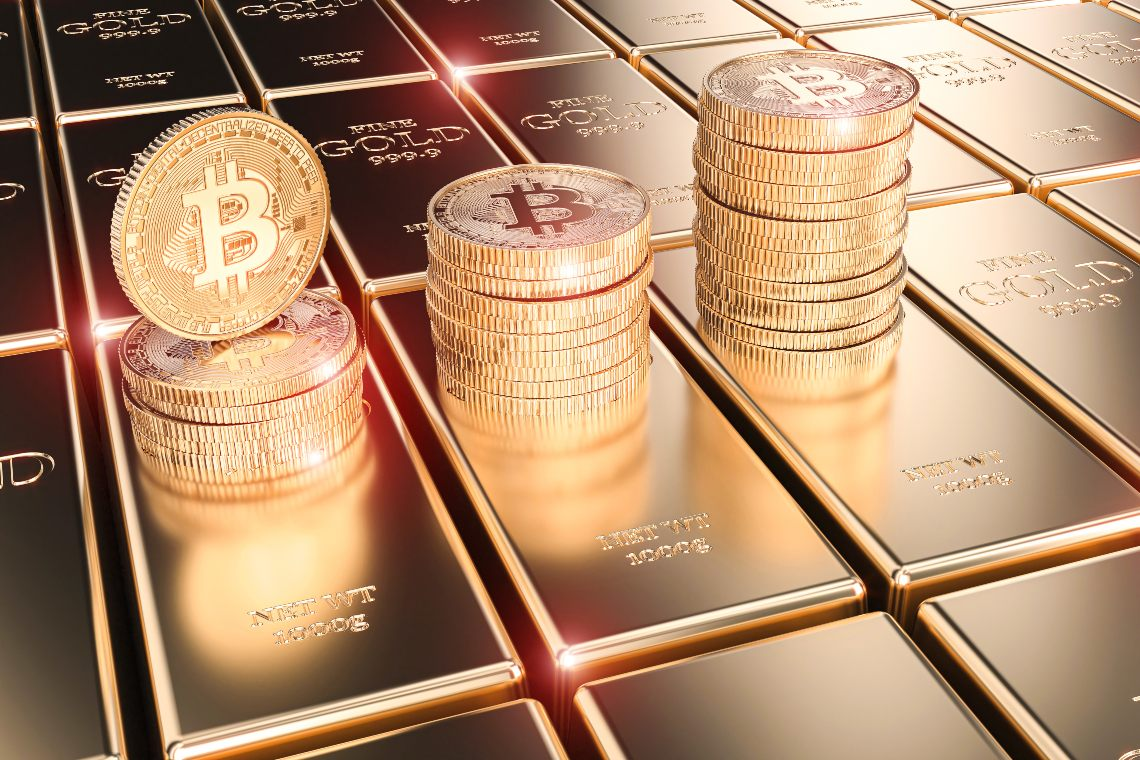 JP Morgan: investors prefer Bitcoin to gold