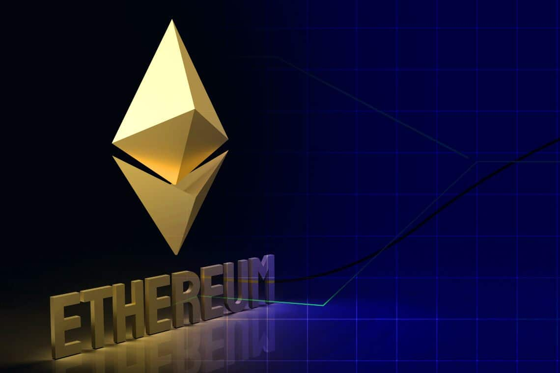 Ethereum returns above $500