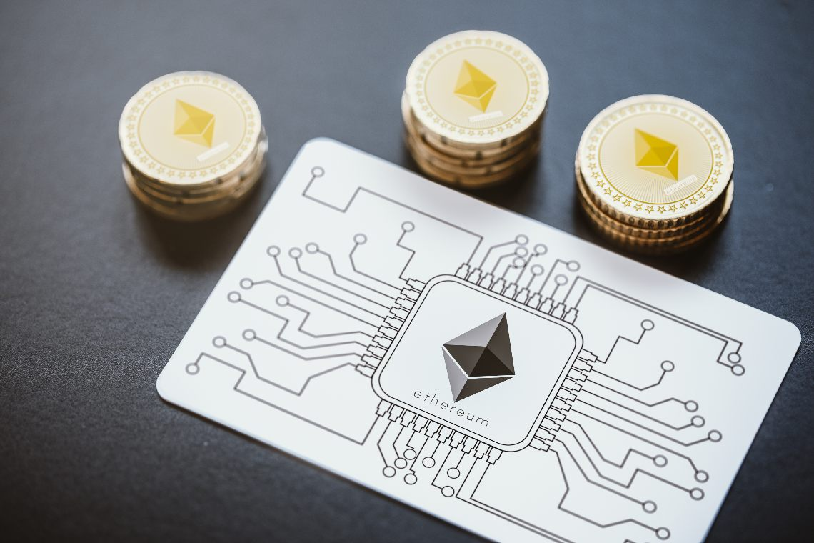 Ethereum: a post about Casper announced Proof of Stake 2 years ago