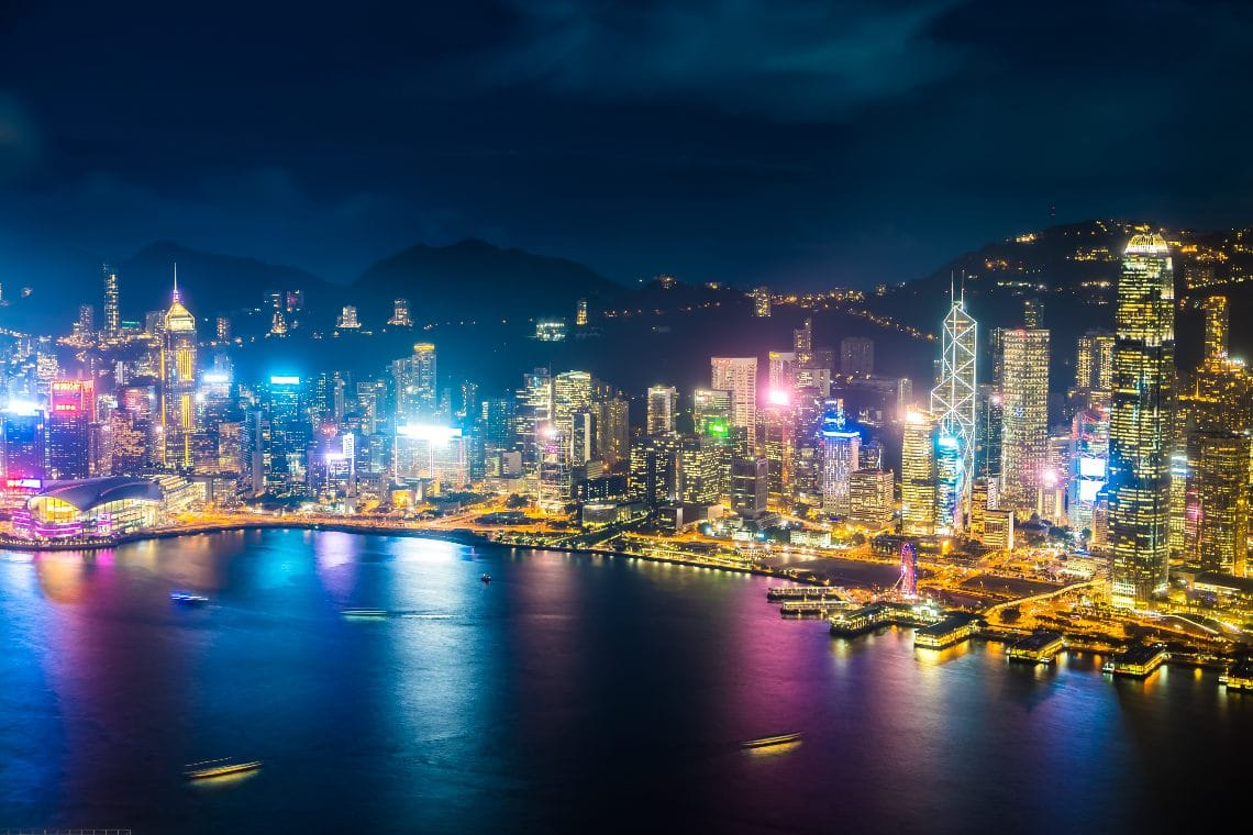 Hong Kong, licences for crypto trading platforms