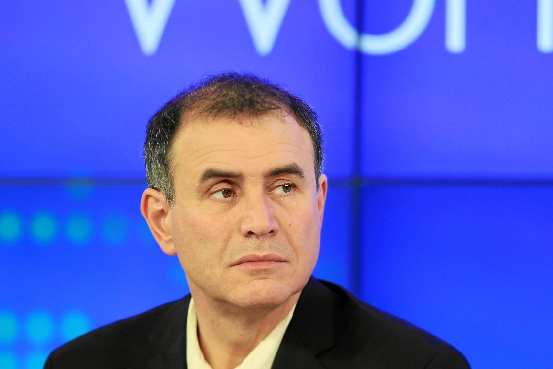 Nouriel Roubini: Bitcoin is a highly volatile store of value