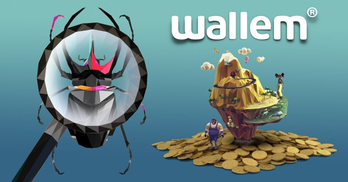 Crypto game Wallem is now partner of Armani, PewDiePie and Motta