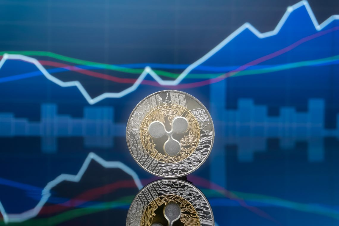 XRP news: the price has doubled