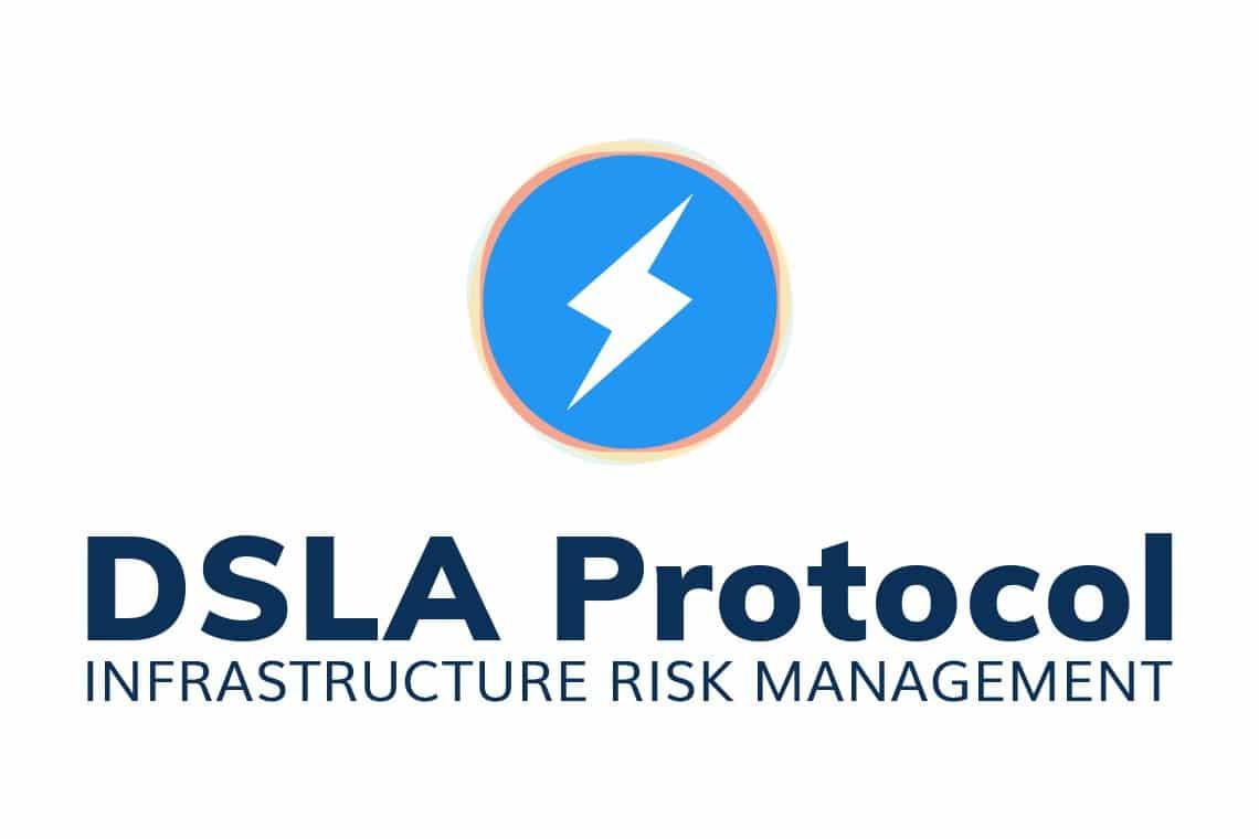DSLA: a decentralized risk management protocol for developers